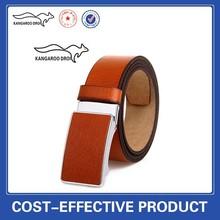 Wordwide hot sell original men leather belt