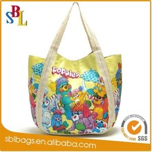 The most beautiful cotton bags, charming cotton bags, outdoor carry bags for ladies