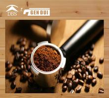 pure ground coffee