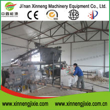 Professional Industrial Biomass coconut shell charcoal pellet making machine