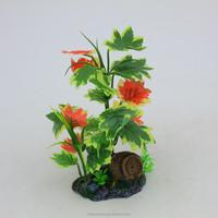 Aquarium artificial ornamental plants decor for fish tank