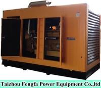 130KVA 50HZ Canopy Diesel Generator Set Price