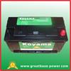 Excellent Quality 12V 90Ah Maintenance free Auto Car Battery