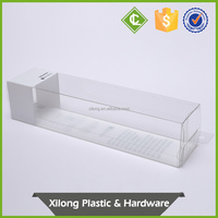 2015 latest Exceptional Quality plastic boxes transparent