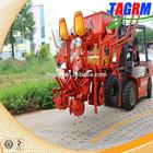 Confiável TAGRM apartamento tipo 2AMSU tubérculos agrícola planta colheita máquina / máquina de colheita de mandioca / tapioca