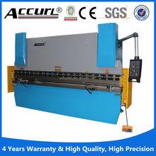 WC67Y 800t/6000 Accurl Manufacturer Folding machine, sheet folding machine, plate folding machine