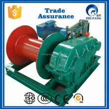 JM Industry Construction Factory Workshop Electric Winch for sale