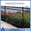China lowest price cast aluminum fence