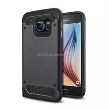 China price Newly design premium PC phone cover, bumper case for samsung s6 / samsung s6 edge