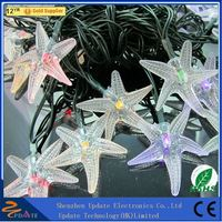 HOMEAN 30LED outdoor lighting christmas decorations, led wedding light, led star light