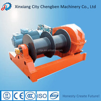 fast line speed electric winch with discount in 2015