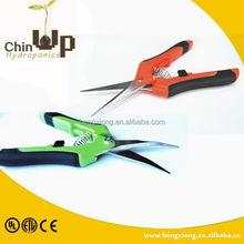 small garden tool scissors/scissors for greenhouse/multi-purpose curved blade scissor