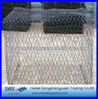 best price gabion hexagonal wire mesh for rabbit cage in anping factory