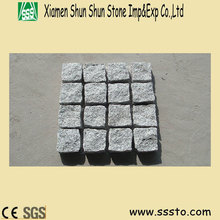 Split Faced G603 Cheap Driveway Granite Paving Stone