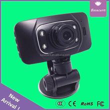 Basecent Wholesale Car Recorder Black Pink Cam 1080P Camera Dvr Video Recorder
