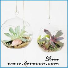 China wholesale fashion design led light glass ball
