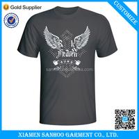 High Fashion Plain Custom Design Funny T-Shirt DIY Logo Top Quality