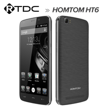 "6250mAh 2/16GB MTK6735P Octa Core Android 5.1OS 13.0MP Camera 5.5"" Original Doogee Homtom HT6 Mobile Phone"
