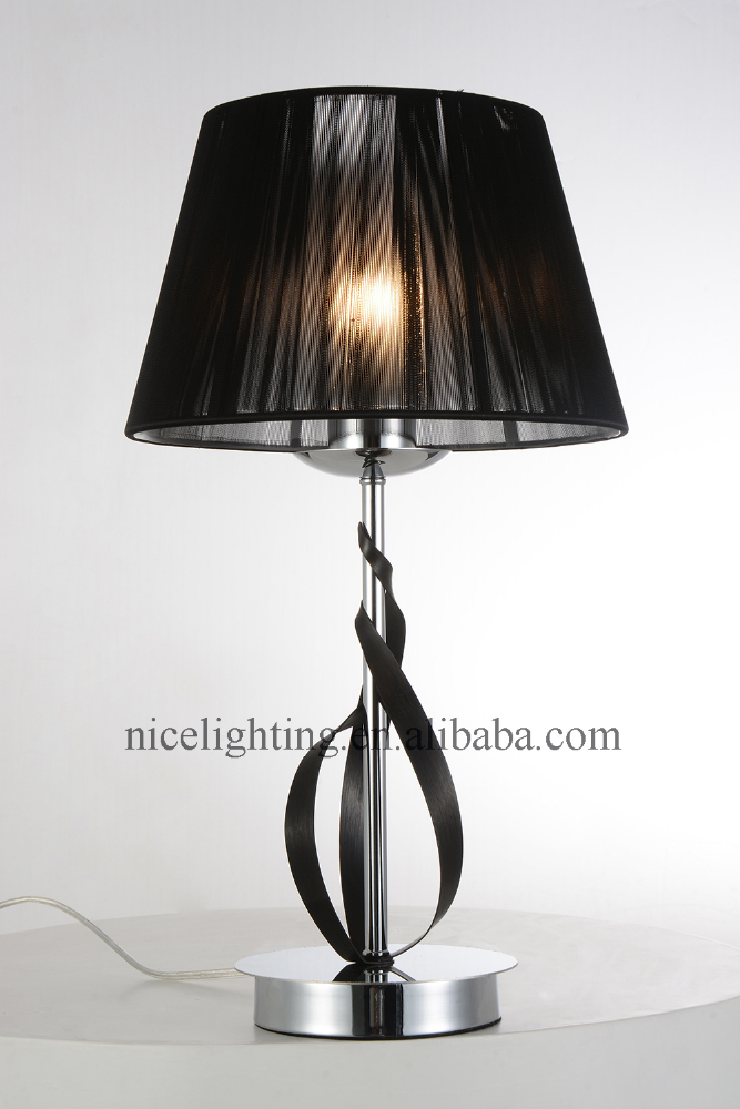 Light for home living room black table lamp table - Black table lamps for living room ...