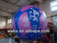 2013 hot selling new brand inflatable planet for decoration