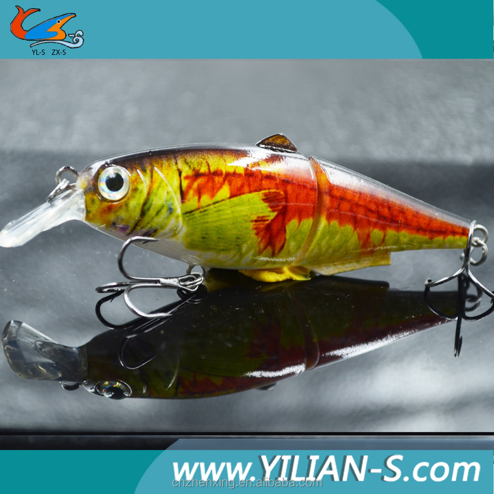 Factory direct sale fishing lures crankbaits metal link for Fishing lure making