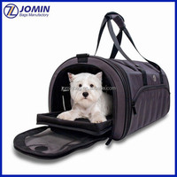 2015 new fashion pet carrier bag/dog cage with wheels/commercial dog cage