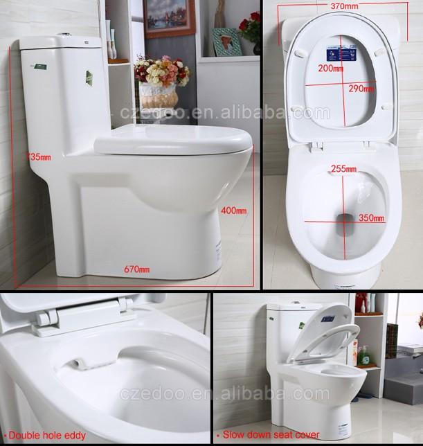 goed verkoop nieuwe- ontwerp wc dual flush toilet badkamer, Badkamer