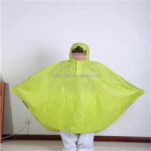 100% waterproof pvc raincoat&rain coat