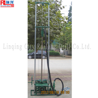 80Meter mini economic water well drill rig