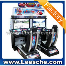 LSRM-001Out Run 32LCD racing game machine for sale joystick simulator arcade racing game machine tt motorcycle