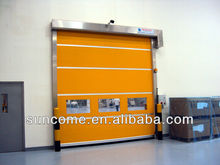 high speed industrial pvc exterior electric