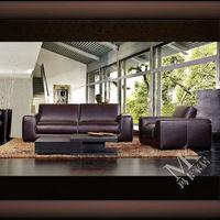 Best quality italy leather sofa (HD-130), elegant furniture