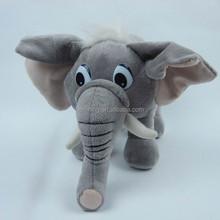 Soft Baby Plush Toys Stuffed Elephant baby Doll