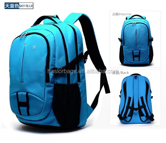 Design à la mode sapphire sac d'ordinateur portable avec nouveau Style sac étanche pour ordinateur portable