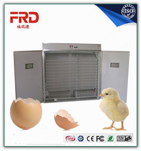 FRD-6336 Automatic Industrial competitive price 6336pcs chicken egg incubator hatcher and setter for poultry farms