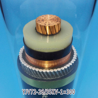 26/35kv steel wire steel tape armored power cable