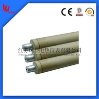 Rapid-response expendable K type Thermocouple
