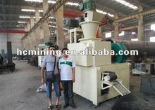 Hydraulic coal ball press machine