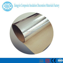 Aluminum Foil Laminated Kraft As Heat Insultion And Radiant Barrier