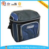 high quality shoulder pvc thermal wine cooler carrier bag