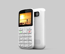 China mobile manufacturer W90 bar design senior cell phone