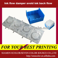 One way valve Ink flow damper for ink flow system 4colors ciss spare parts