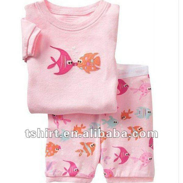 Venta al por mayor de ropa de bebé con logotipo bordado