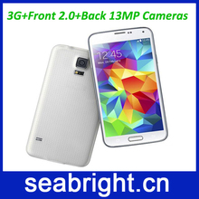 5.0 inch MTK6582 Quad core 1300MHz Android Mobile Phone with 13mp HD camera compete with samsung S5