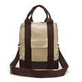 moda multi funcional mochila de lona de venta al por mayor