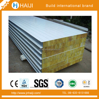 heat insulation cold room use polyurethane sandwich panel for modular house or container home