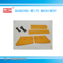 End bit,cutting edge,blade for excavator,bulldozer,motor grader TY160