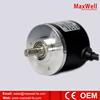 MaxWell solid shaft 40mm rotary encoder resolution
