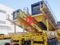 Mobile Stone Crusher, Construction Equipment by Zhongde Manufacturer in Peru