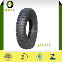 Easy to transport vintage MOTORCYCLE TYRES 3.50-8
